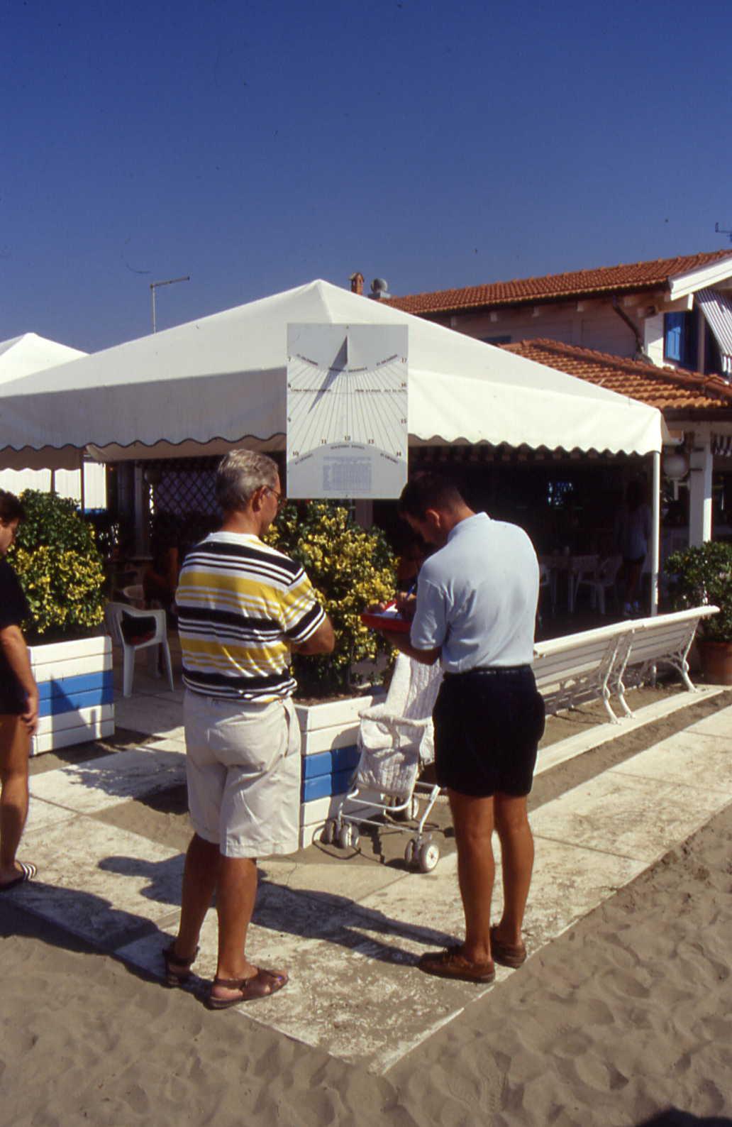 Sezione Quadranti Solari: archivio provincia Massa Carrara